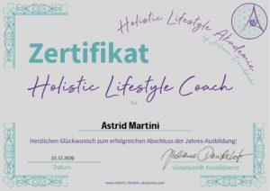 Coach Astrid Martini